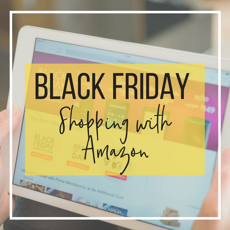 Black Friday Shopping With Amazon