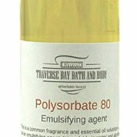 Polysorbate 80, 5 oz (141.7 gr) Safety Sealed Container