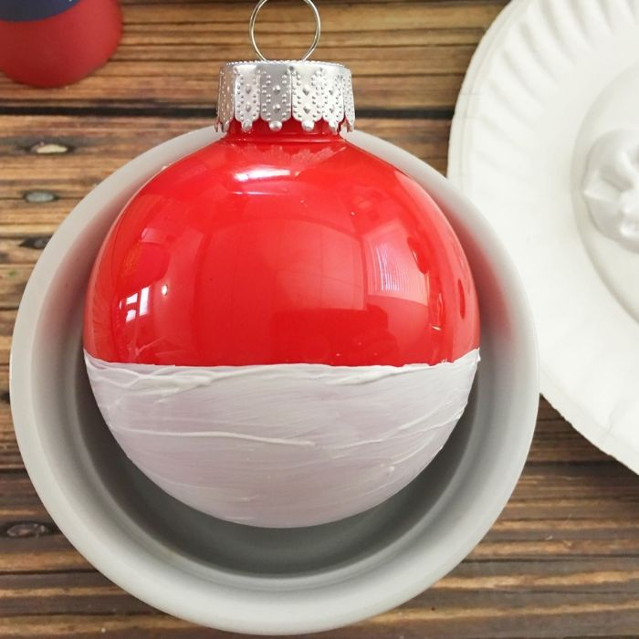 Pokemon Christmas Ornaments.Diy Pokeball Pokemon Go Christmas Ornaments Christmas And