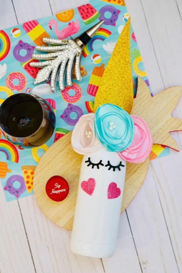 unicorn craft project
