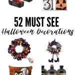Halloween Decoration Ideas - Pin Image