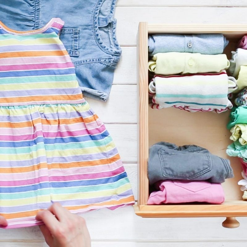 kids clothes tips for kids room organization